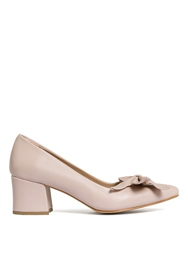Sole Sisters Topuklu Ayakkabı Ten - Flori Ten